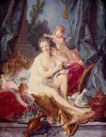 Francois Boucher. The Toilet Of Venus
