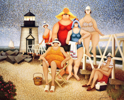 Лоуэлл Эрреро. Пляжные каникулы