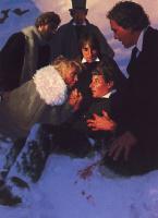 Грег Хильдебрандт. Потеря друга