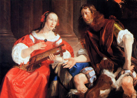 Жан де Брай. Одиссей и Пенелопа