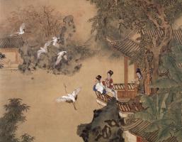 Пэн Лиан Сюй. Китаянка 16
