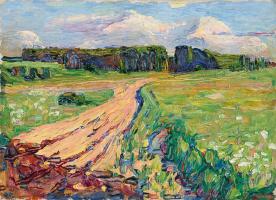 Wassily Kandinsky. Munich