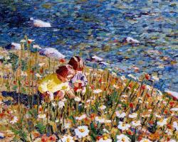 Сильвия Хету. Цветы