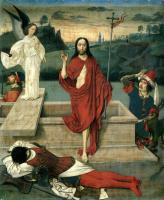 Дирк Баутс. Воскресение Христово. 1450-1460