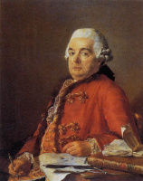 Жак-Луи Давид. Портрет Франсуа