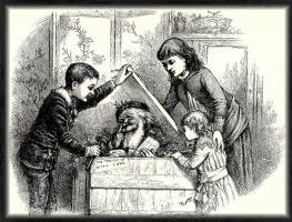 Томас Наст. Рождественская коробка
