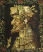 4 seasons. Autumn series (the Louvre)