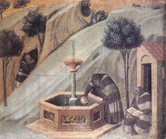 Пьетро Лоренцетти. Стена