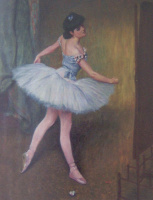 Федерико Дзандоменеги. Балерина