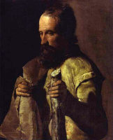 Жорж де Латур. Святой Джеймс