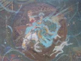 Вячеслав Коренев. Фантазия на тему галантного века