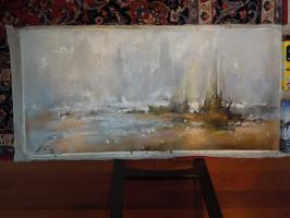 Nikolay Dmitrievich Blokhin. Chicago Skyline