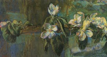 Осмитх. Цветы