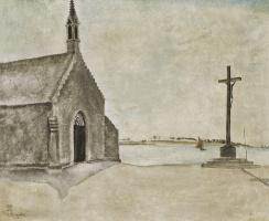 Цугухару Фудзита ( Леонар Фужита ). Chapel