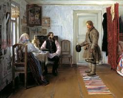Иван Богданов. За расчетом