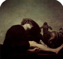 Иоганн Генрих Фюссли. Одиночество на рассвете