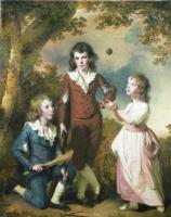 Joseph Wright. Children of Hugh and Sarah wood of Swanwick Derbyshire