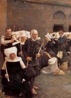 Паскаль Адольф Жан Даньян-Бувре. Помилование в Бретани