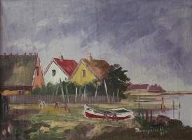 Boat on the shore (Falk)