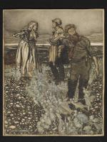 Артур Рэкхэм. Вдова Витгефт и ее сыновья