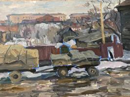 """Old Penza St. Suvorov"""