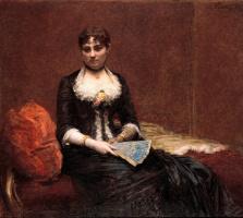 Portrait of Madame Leon Maitre