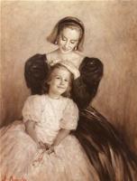 Игорь Валерьевич Бабайлов. Мать и дочь