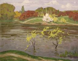 Василий Григорьевич Баранов. Весна