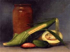 Рафаэль Пил. Кукуруза и дыня