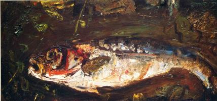 Хаим Соломонович Сутин. Рыба