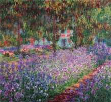 The painter's garden in Giverny