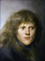 Ян Ливенс. Автопортрет II