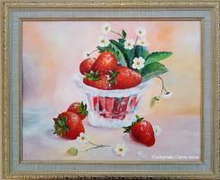 Svetlana Nikolaevna Sidorova. Strawberry