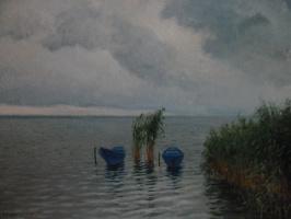 Plescheevo lake