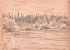 Arkady Pavlovich Laptev. Field