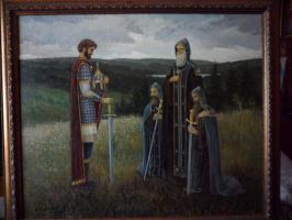 Александр валерьевич петухов. Сергей радонежский и дмитрий донской