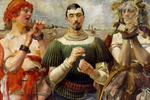 Польский Гамлет. Портрет Александра Велёпольского