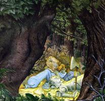 Чарльз Сантор. В страшном лесу