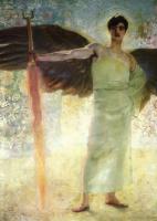 Franz von Pieces. Guardian of Paradise