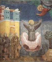 Джотто ди Бондоне. Экстаз Св. Франциска