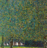 Густав Климт. Парк