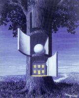 Rene Magritte. The voice of the blood