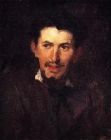 Фрэнк Дувенек. Портрет товарища художника