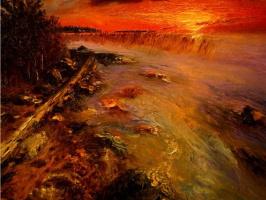 Igor Viktorovich Villianov. Wild river