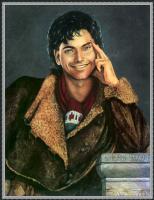Робин Вуд. Улыбка