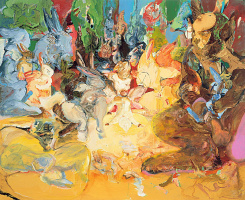 Cecile Brown. Untitled