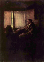 Николае Григореску. Любитель живописи