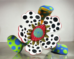 Kusama Yaei. Flowers that bloom at midnight