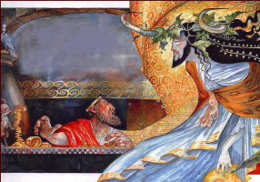 Омар Райан. Царь Мидас 4
