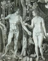 Хигинио Маллебрера. Адам и Ева